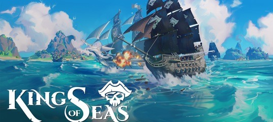 Для ARPG King of Seas вышла бесплатная демоверсия, релиз игры намечен на 25 мая 2021 года