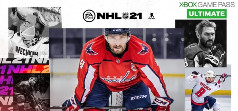 EA SPORTS NHL 21 доступна подписчикам EA Play/Xbox Game Pass Ultimate