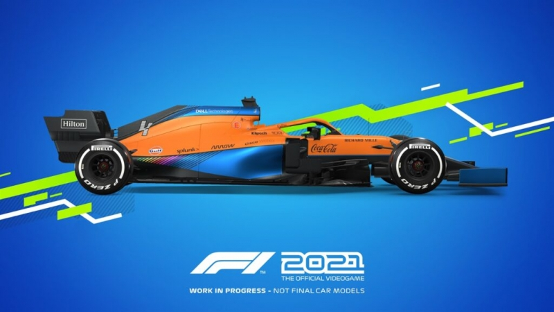 F1 2021 получит 120 FPS на Xbox Series X   S