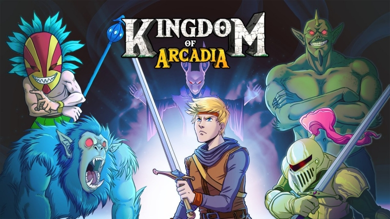 Kingdom Of Arcadia Is Now Available For Xbox One And Xbox Series X|S