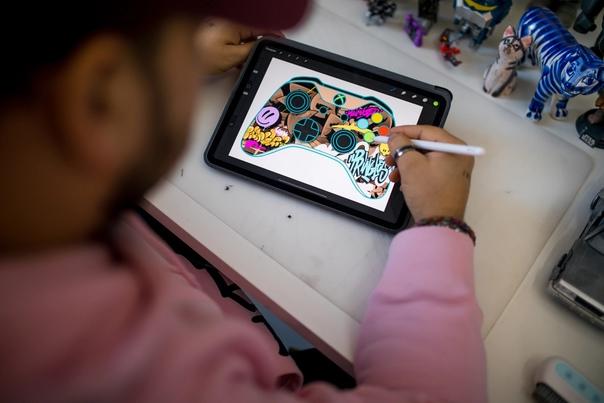 «Моя мечта – сделать анимацию и игру»