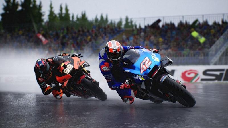 MotoGP 21 Is Now Available For Xbox One And Xbox Series X|S
