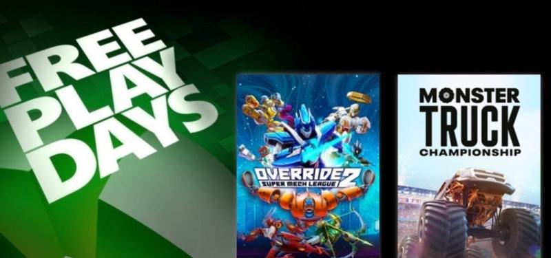 Override 2: Super Mech League и Monster Truck Championship временно бесплатны для подписчиков Xbox Live Gold / Xbox Game Pass Ultimate