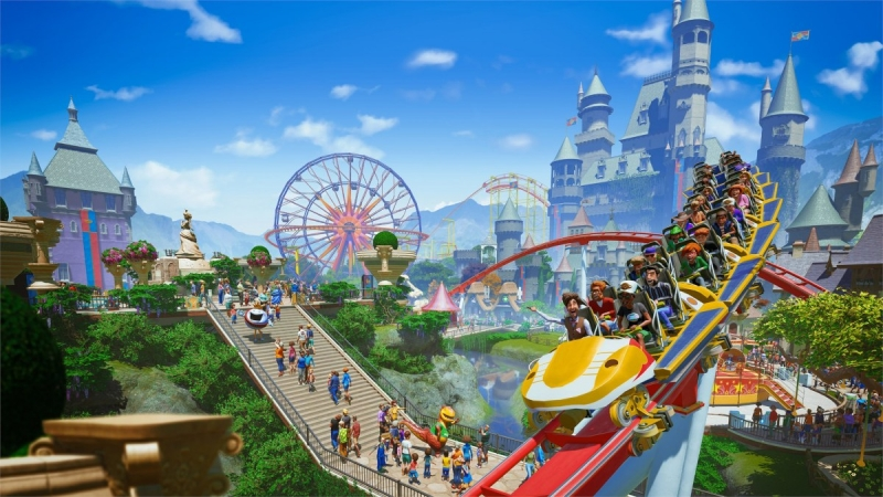 Planet Coaster: Premium Edition Is Now Available For Xbox One And Xbox Series X|S