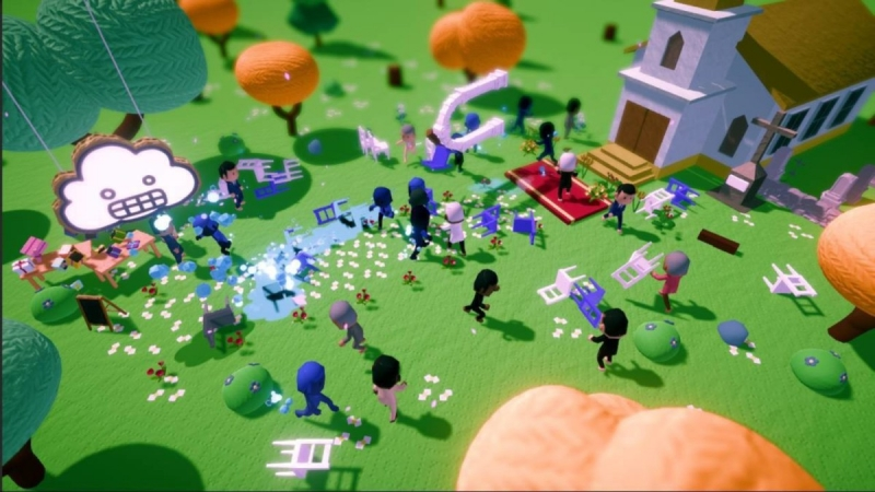 Rain On Your Parade Is Now Available For Digital Pre-order And Pre-download On Windows 10, Xbox One, And Xbox Series X|S