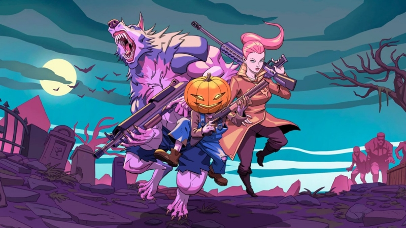 Savage Halloween Is Now Available For Xbox One And Xbox Series X S