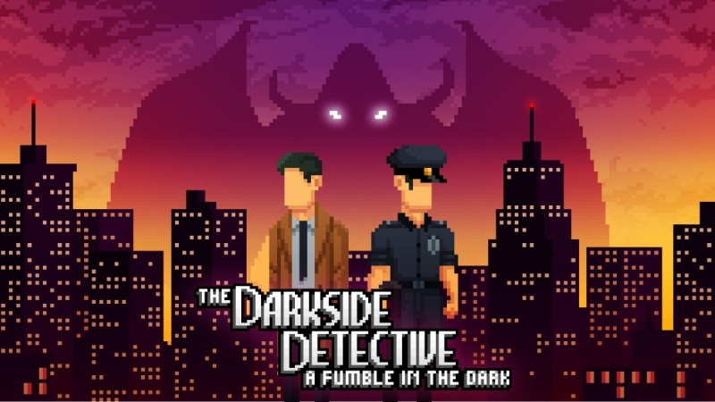 The Darkside Detective: A Fumble In The Dark Is Now Available For Windows 10, Xbox One And Xbox Series X|S