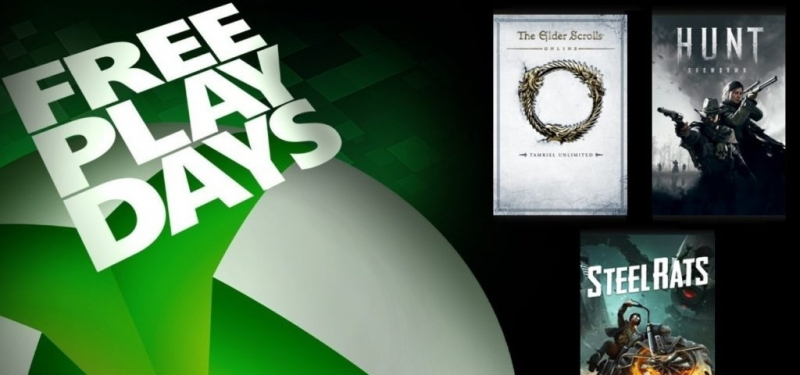 The Elder Scrolls Online, Hunt: Showdown и Steel Rats временно бесплатны для подписчиков Xbox Live Gold / Xbox Game Pass Ultimate