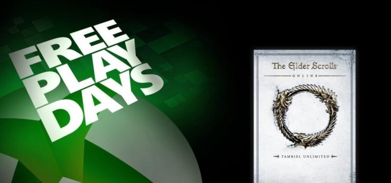 The Elder Scrolls Online временно бесплатна для подписчиков Xbox Live Gold