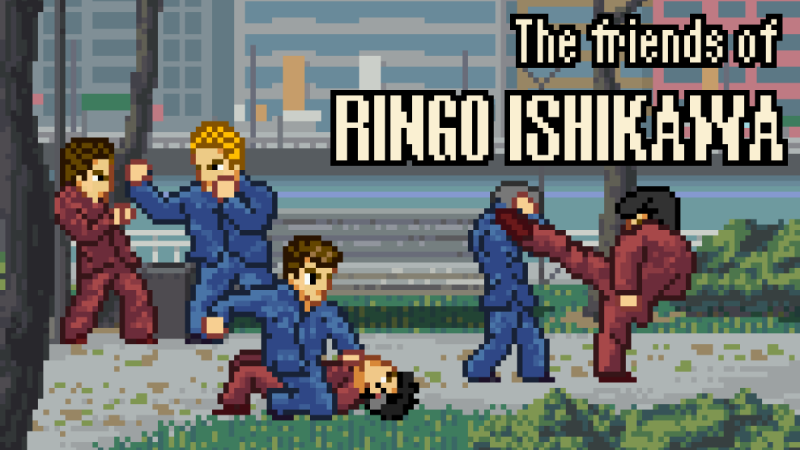 The Friends Of Ringo Ishikawa Is Now Available For Xbox One And Xbox Series X|S