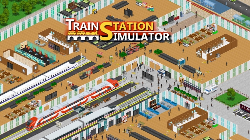 Train Station Simulator Is Now Available For Xbox One And Xbox Series X|S