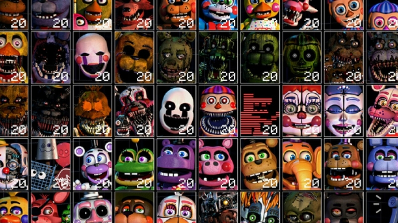 Ultimate Custom Night Is Now Available For Xbox One And Xbox Series X|S