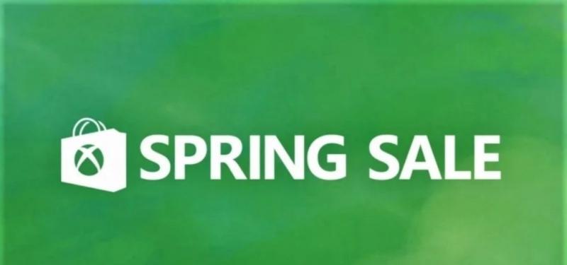 Весенняя распродажа + еженедельные скидки в Xbox Live. 14 неделя 2021 года (с 13 по 20 апреля/15апреля)