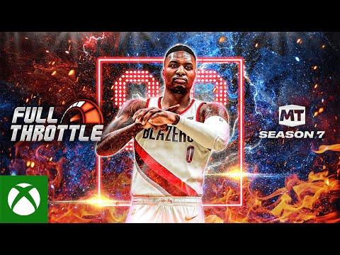 NBA 2K21 MyTEAM Season 7: Full Throttle