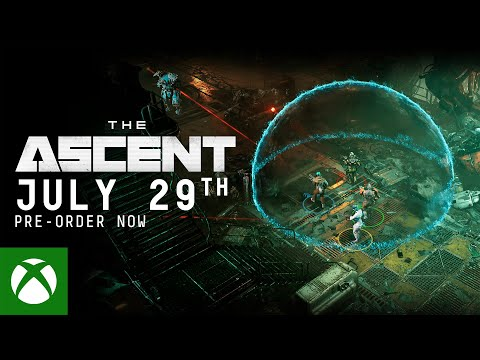 The Ascent   COMING JULY 29TH — PRE-PURCHASE NOW INDENTS!