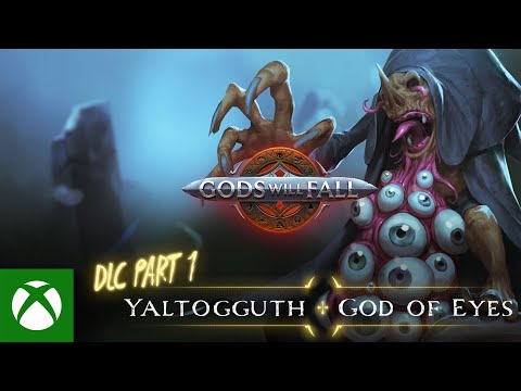 Gods Will Fall — Valley of the Dormant Gods DLC Part 1