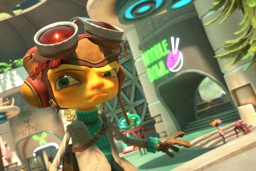 DoubleFine поделились новыми скриншотами из Psychonauts 2 в 4K