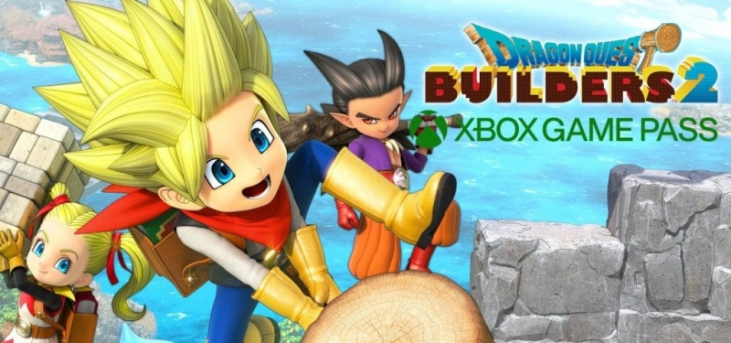 Dragon Quest Builders 2 добавлена в Xbox Game Pass