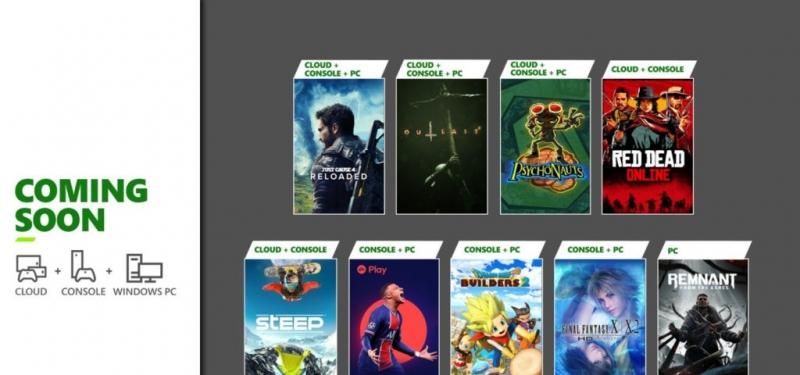 Red Dead Online, FIFA 21 и другие игры для Xbox Game Pass первой половины мая + перки и список игр уходящих после 15 мая
