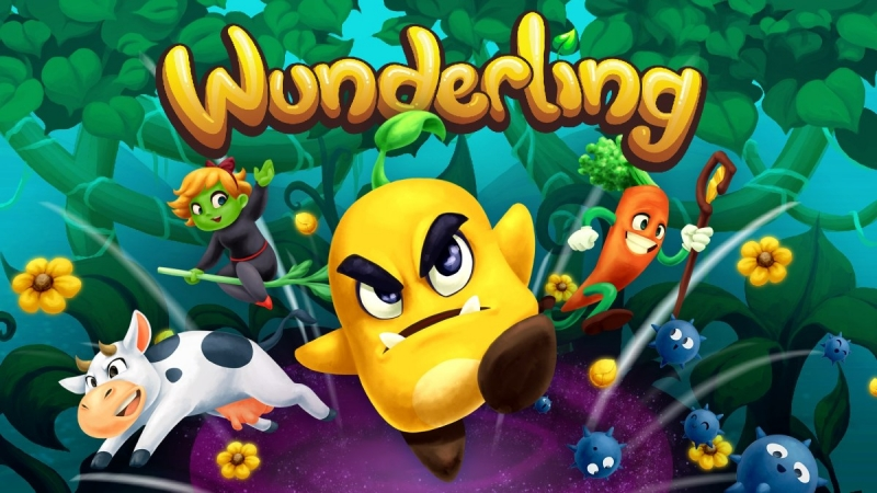 Wunderling (Demo) Is Now Available For Xbox One And Xbox Series X|S