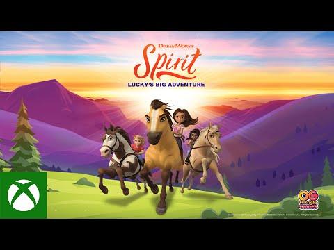 Spirit Lucky's Big Adventure — Launch Trailer