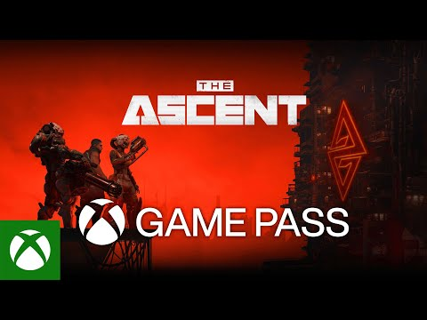 Play The Ascent Day One with Xbox Game Pass – Xbox & Bethesda Games Showcase 2021