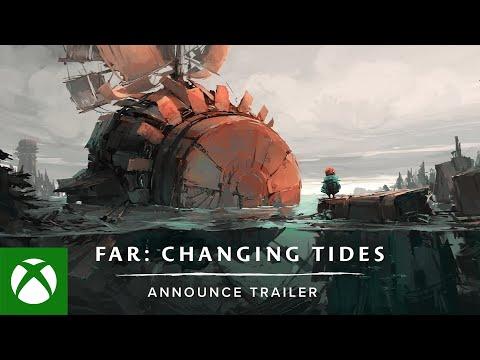 FAR: Changing Tides Announcement Trailer