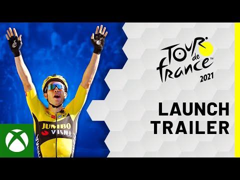 Tour de France 2021 — Launch Trailer