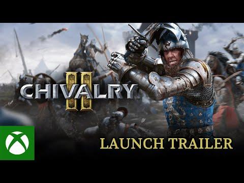 Chivalry 2 — Launch Trailer