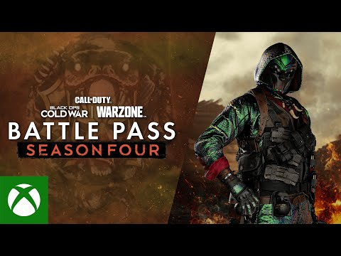Season Four Battle Pass Trailer | Call of Duty®: Black Ops Cold War & Warzone™