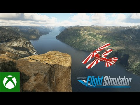 Microsoft Flight Simulator – Nordics World Update Trailer
