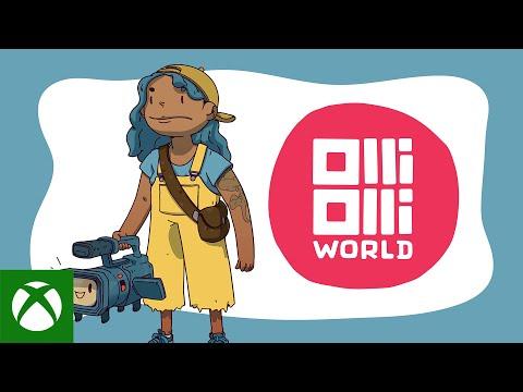 OlliOlli World — Official E3 2021 Trailer