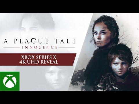 A Plague Tale: Innocence — Xbox Series X 4K UHD Reveal Trailer