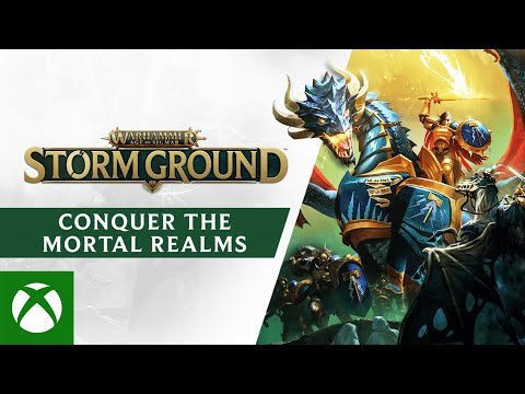 Warhammer Age of Sigmar: Storm Ground – Conquer the Mortal Realms   SKULLS FESTIVAL