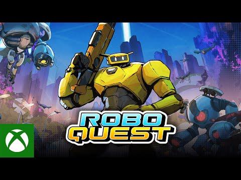 Roboquest | Official Gameplay Trailer (2021)