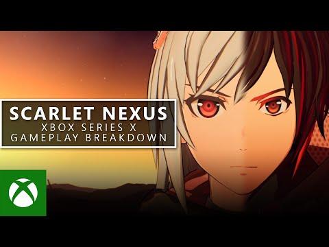 Scarlet Nexus Developers Breakdown Gameplay on Xbox Series X