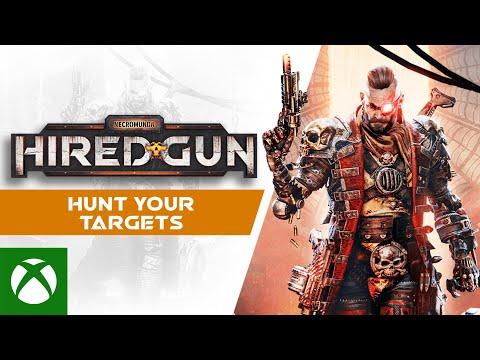 Necromunda: Hired Gun – Hunt your Targets | SKULLS FESTIVAL