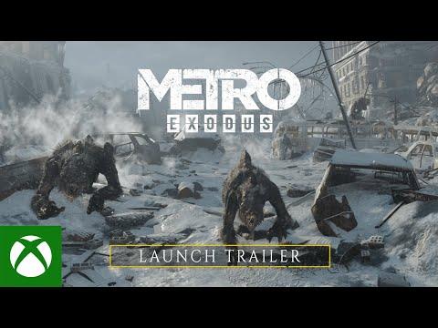 Metro Exodus — Xbox Series X|S Launch Trailer