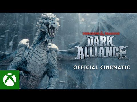 Dark Alliance – Official Launch Cinematic Trailer