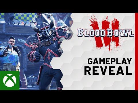 Blood Bowl 3 — Warhammer Skulls