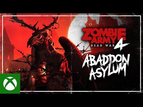 Zombie Army 4: Dead War — Abaddon Asylum