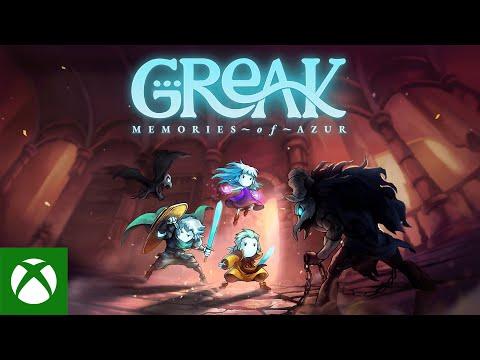 Greak Memories of Azur — Release Date Trailer