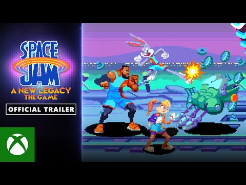 Space Jam: A New Legacy The Game — Gameplay Reveal