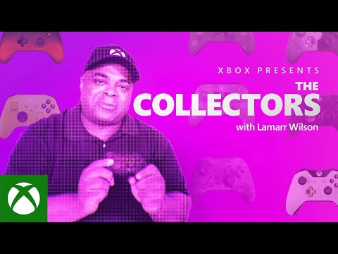 The Collectors — Lamarr Wilson