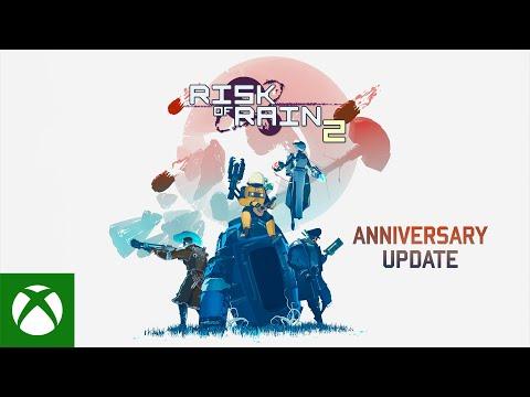 Risk of Rain 2 — Anniversary Update Trailer