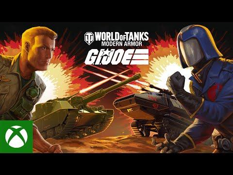 World of Tanks: GI JOE