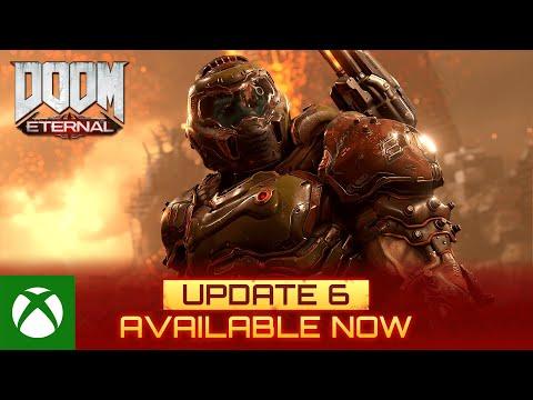 DOOM Eternal: Update 6 – Available Now