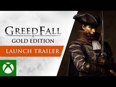 GreedFall Gold Edition — Launch Trailer