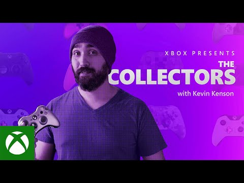 Kevin Kenson breaks down his controller collection