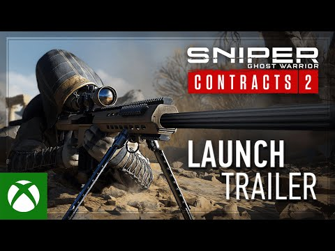 Sniper Ghost Warrior Contracts 2 — Launch Trailer